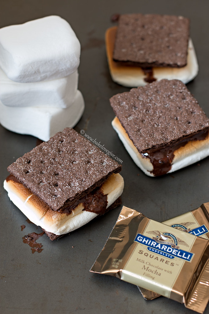 Double Chocolate Mocha S'mores
