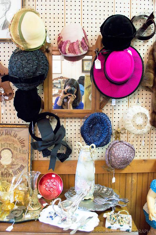 vintage hats shop