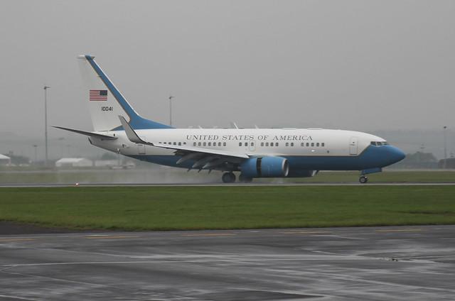 United States C-40B