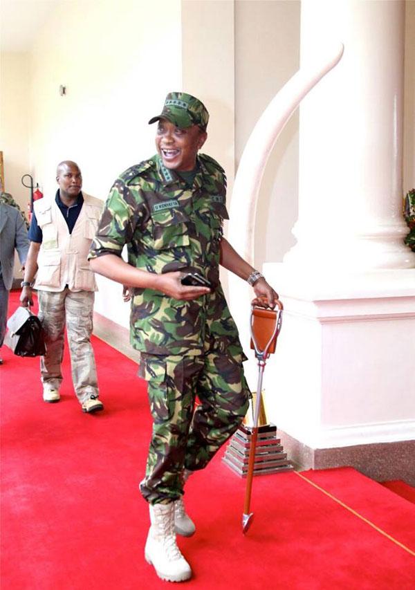 President Uhuru Kenyatta1