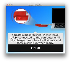 Jawbone UP24 Firmware Updater - 06