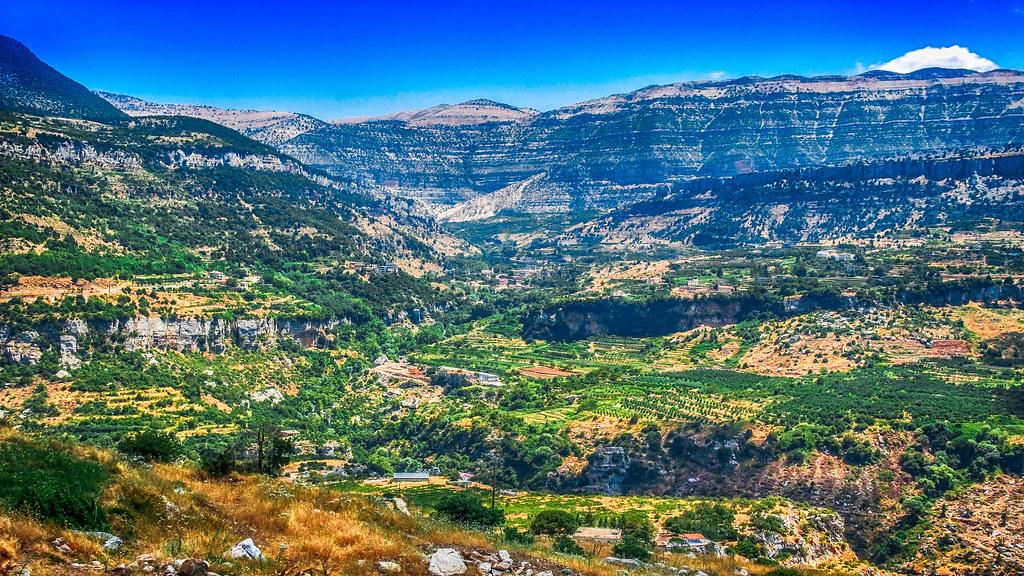 Afqa, Lebanon افقا لبنان