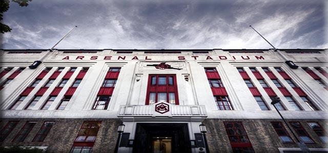 picture of Arsenal Stadium (Highbury)