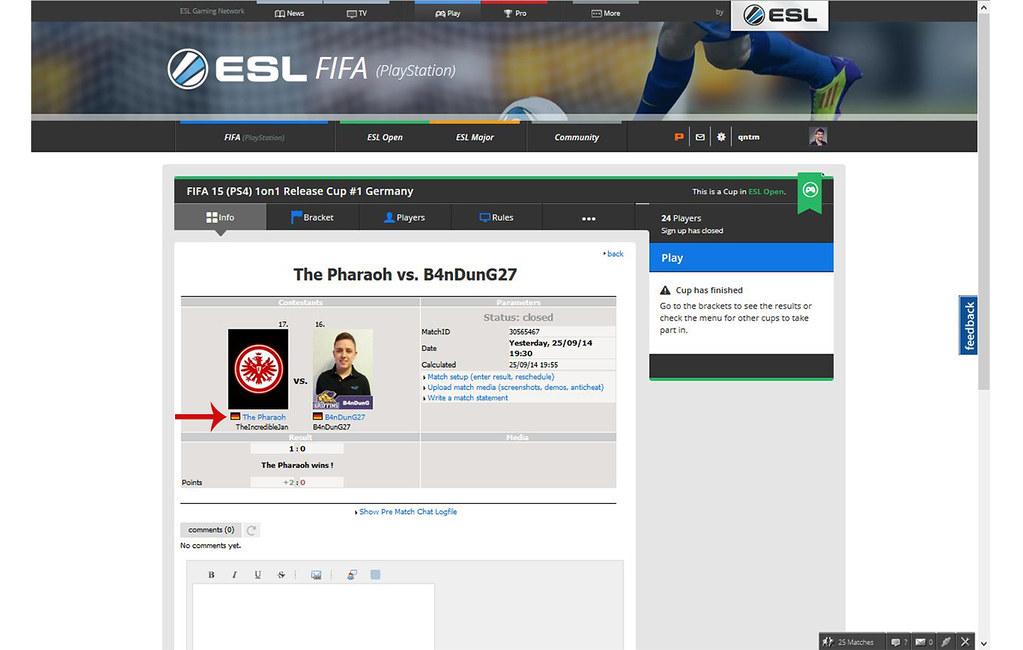 ESL FIFA 2.2