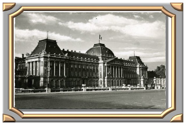 BRUXELLES : Palais Royal