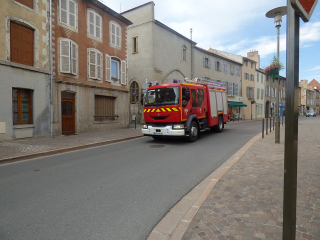 flickr the v hicules de pompiers renault renault fire cars trucks pool. Black Bedroom Furniture Sets. Home Design Ideas