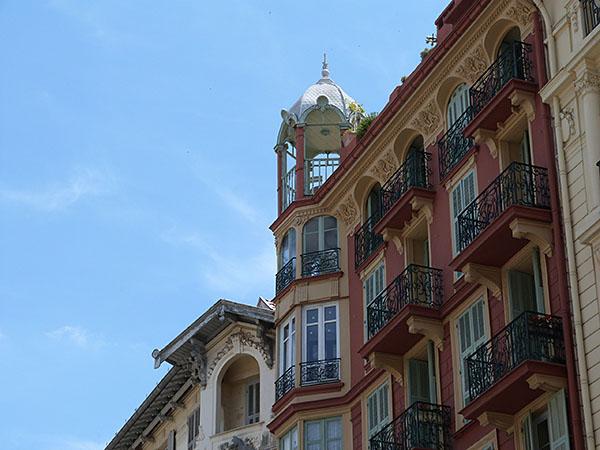 toit de Nice
