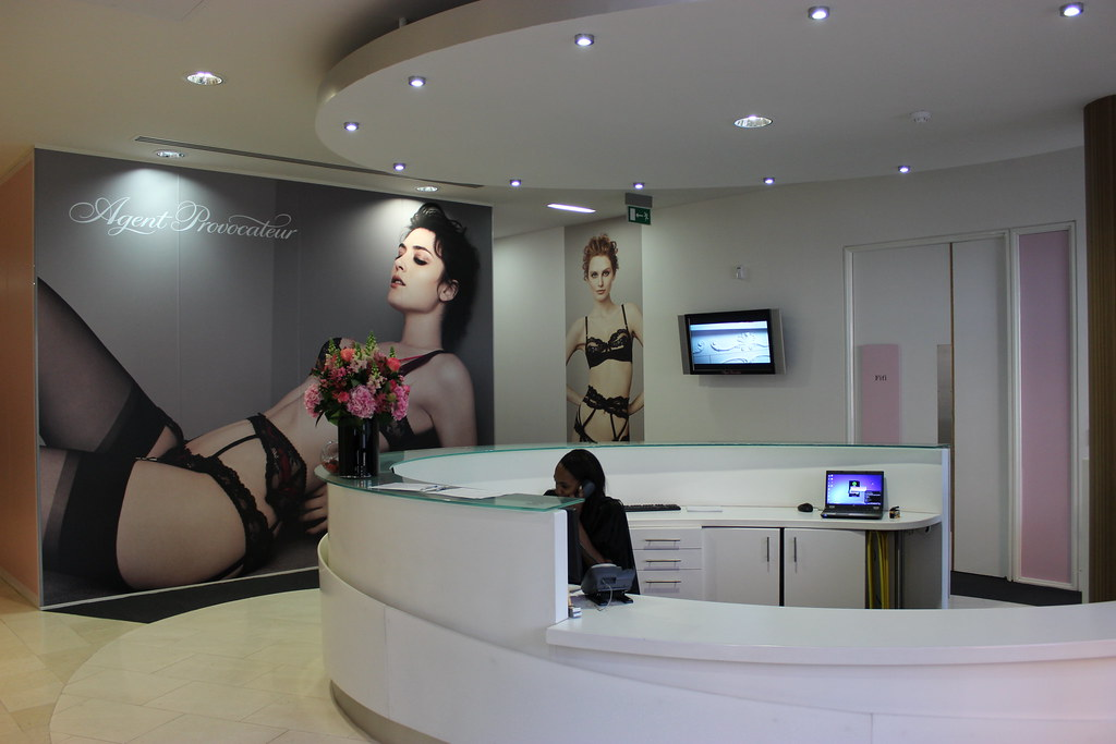 Reception - Agent Provocateur