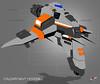 Caldari Hookbill - concept