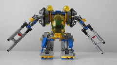 Neo-classical Space Mech SH-96 (1)