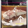 What is #Banoffee pie? Here's a cross-section. #britishfoodinchicago