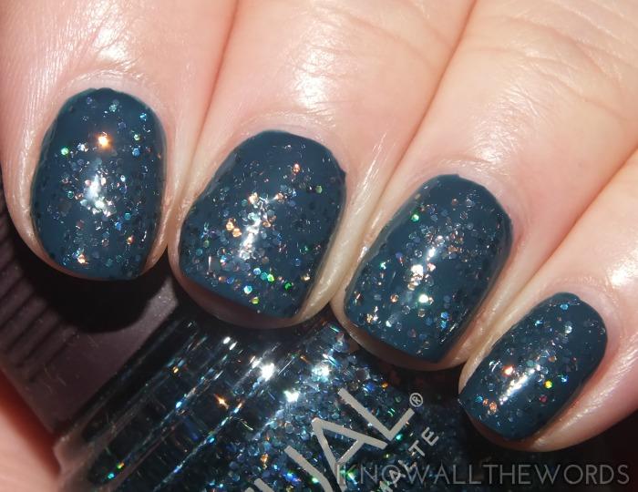 SPARitual nail lacquer- Home