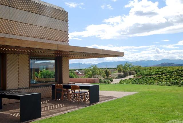 Campo Viejo's Winery, Rioja