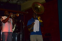 539 Southern Komfort Brass Band