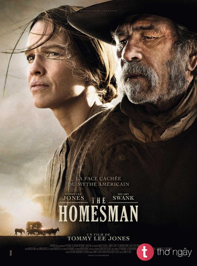 Phim Chiếm Đất - The Homesman