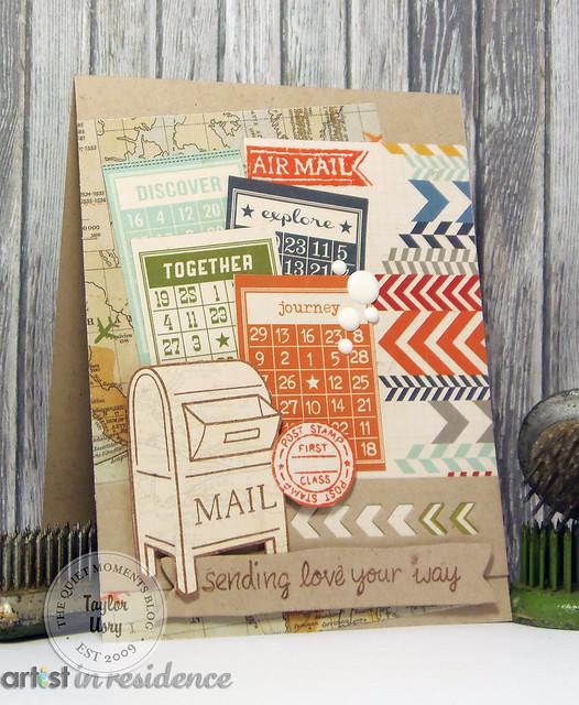 Sending Love Mail