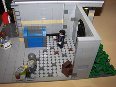Lego Crime Alley