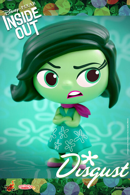 Hot Toys – COSB184 ~ 188【腦筋急轉彎】Cosbaby (S) Series Inside Out