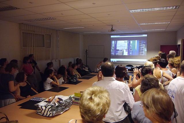 Dernière journée au Lycée Poncelet de Metz Borny