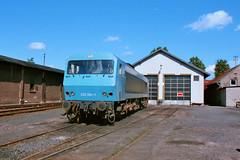 Baureihe 202 (DE 2500)