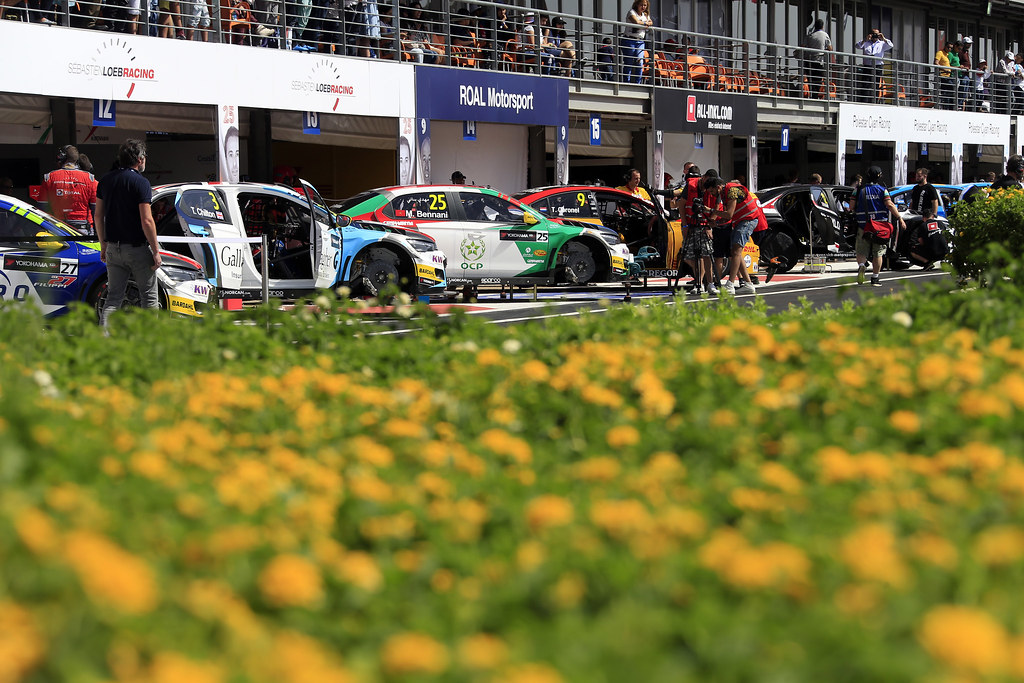 ambiance during the 2017 FIA WTCC World Touring Car Race of Morocco at Marrakech, from April 7 to 9 - Photo Paulo Maria / DPPI