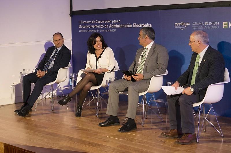 II Encontro de Cooperación para o Desenvolvemento da Administración electrónica