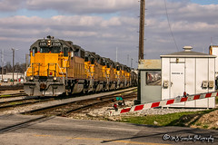 LLPX 2325 | EMD GP38-2 | CSX Leewood Yard