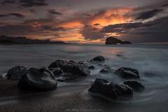 Sunset Biarritz 3