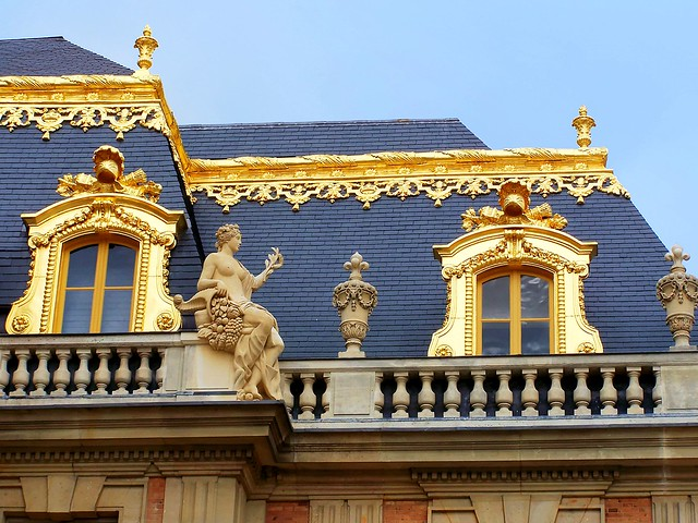 Golden roof? :)