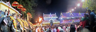 Arattupuzha Tharakkal Pooram 1