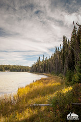 Hiking Goldeye Lake