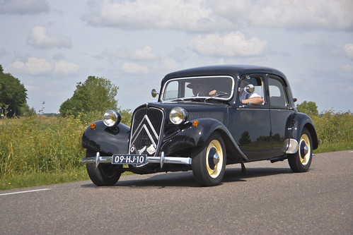 Citroën 11CV Traction Avant 11BL 1953 (8559)