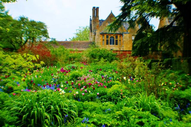 Hidcote Manor Garden, Cotswolds, England