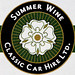 Small photo of Summer wine classic car hire