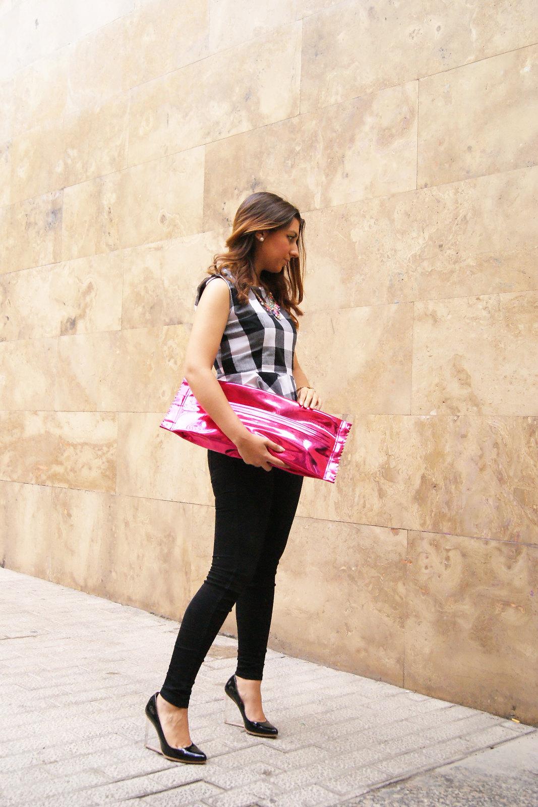 Glamourella margiela outfit post 1