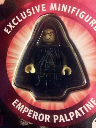 LEGO Star Wars Dark Side Minifigure