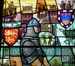 Battle, East Sussex - St Mary the Virgin - Stained Glass
