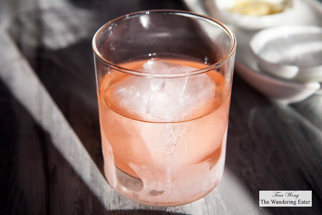 Summer Milk Punch