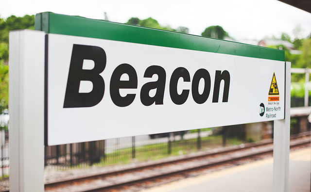 Beacon NY Metro North