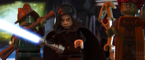 LEGO SW REVENGE OF THE SITH