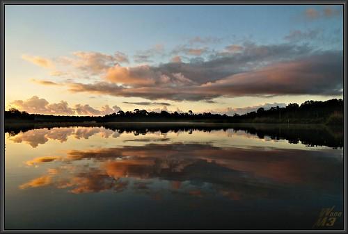 park morning sky lake reflection nature water clouds sunrise pond texas wildlife sony scenic bayou vista pasadena canoeing paddling a57 bayareapark armandbayou wanam3 sonya57