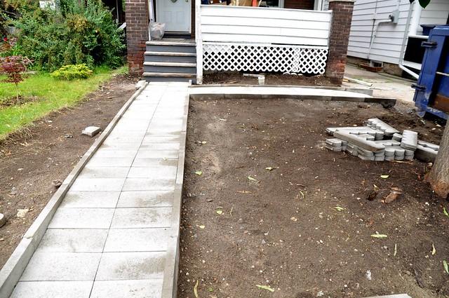 yvonne's yard design!