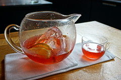 produce(0.0), food(0.0), old fashioned(1.0), distilled beverage(1.0), negroni(1.0), punch(1.0), drink(1.0), cocktail(1.0), alcoholic beverage(1.0),