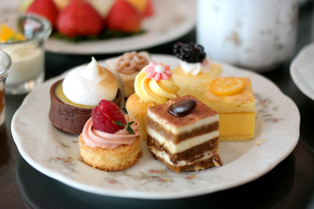 L'Espresso (Goodwood Park High Tea)