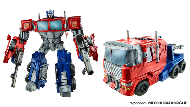 TRANSFORMERS Generations - Optimus Prime (2015)