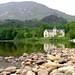 House at Glen Finnan by Marcia H