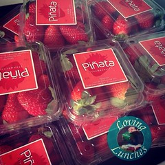 Loving $2 strawberries at @colessupermarkets … hmmm what to make, what to make…?