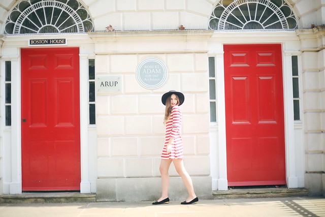 Reformation Dress London Style What Olivia Did
