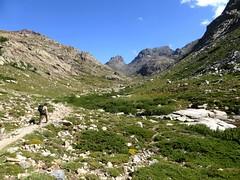 Remontée du vallon de Tula : Capu Tafunatu et Paglia Orba
