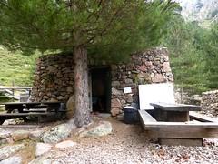 Refuge de Puscaghja : l'abri du nouveau gardien (Pierre Maestracci)